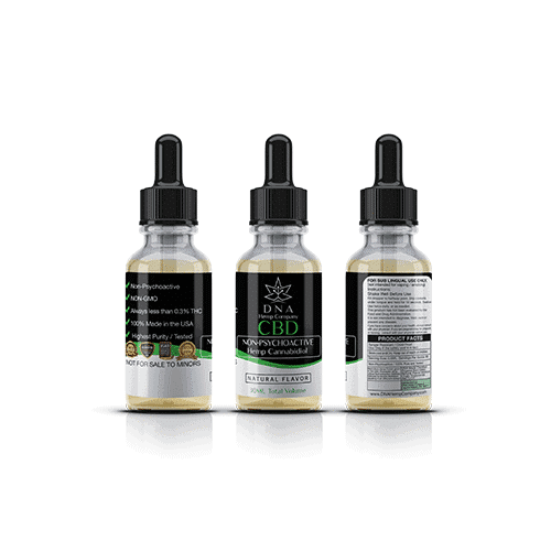 Full Spectrum CBD Tincture USA Made